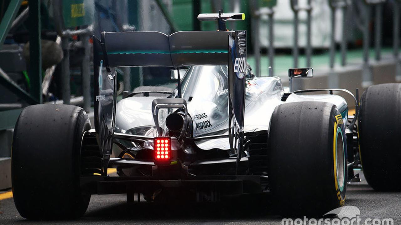 Nico Rosberg, Mercedes AMG F1 Team W07