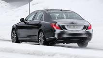 Cinq nouveaux moteurs pour la Mercedes Classe S