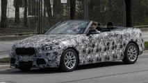 BMW 2-Series Convertible spy photo 26.04.2013