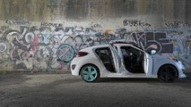 Hyundai Veloster C3 Roll Top concept bows in Los Angeles [videos]