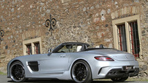 Mercedes SLS AMG Borrasca Roadster by INDEN Design 14.6.2013