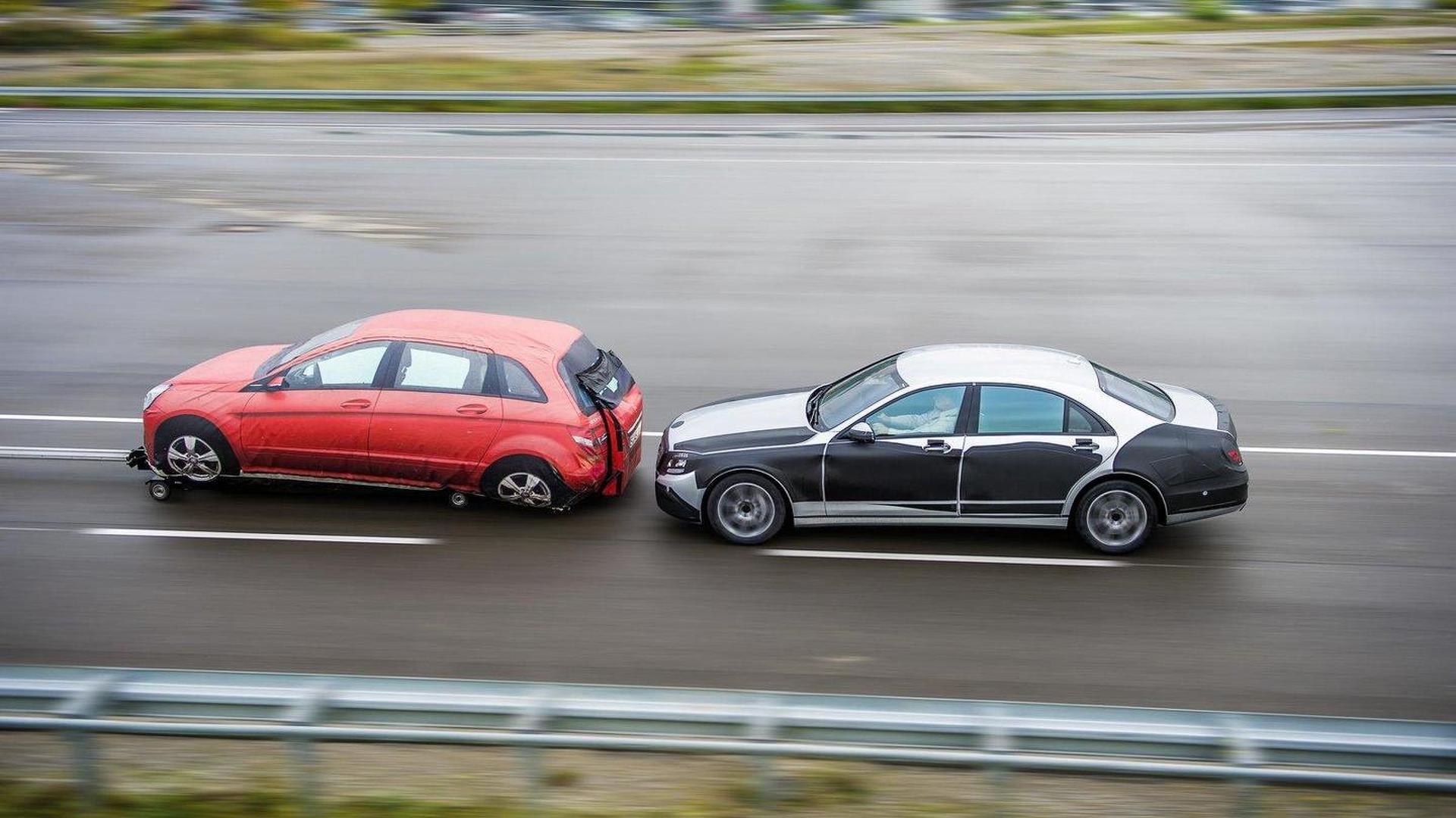2013 Mercedes-Benz S-Class, confirmed tech details revealed