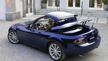 Mazda MX-5 Roadster Coupe Debut at BIMS
