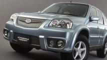 Mazda Actve Vehicle concept