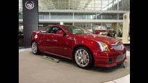 Cadillac CTS-V Coupe