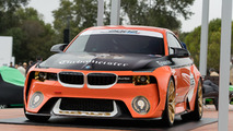 BMW 2002 Hommage concept unveiled with a handsome new livery