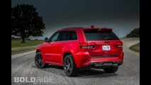 Jeep Grand Cherokee SRT Red Vapor