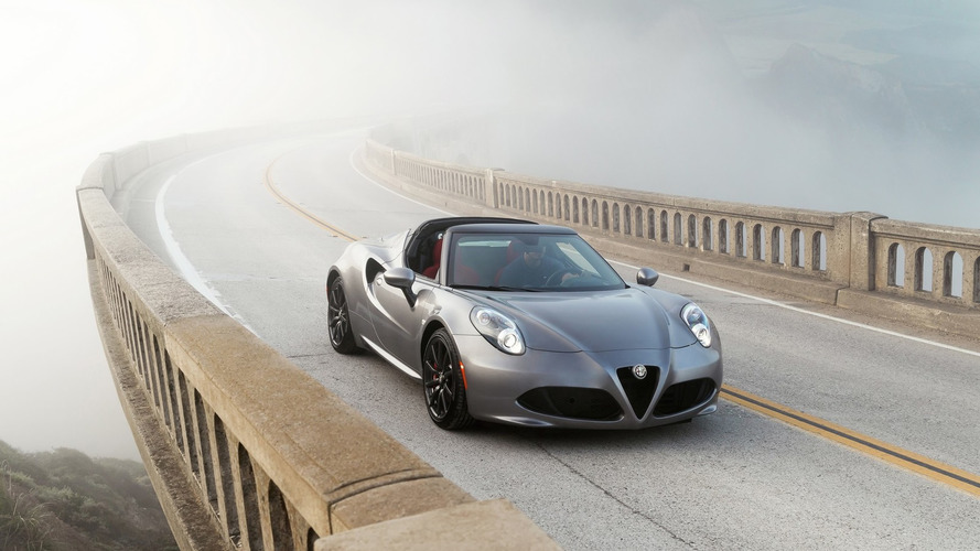 Next-gen Alfa Romeo 4C Spider reportedly cancelled due to slow sales