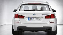 2012 BMW M550d Touring wagon 25.01.2012