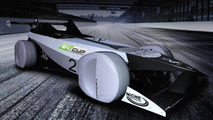 EVCUP to unveil its iRacer electric race car at EcoVelocity