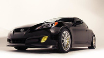 Hyundai Genesis Coupe with 5.0 V8 by Rhys Millen Racing