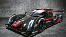 2014 Audi R18 e-tron quattro unveiled with laser lights