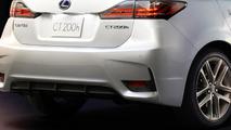 2014 Lexus CT200h facelift 12.11.2013
