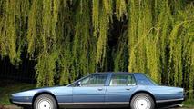 Q by Aston Martin preparing limited-run sedan, could wear Lagonda name