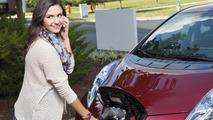2014 Nissan Leaf (U.S.-spec)