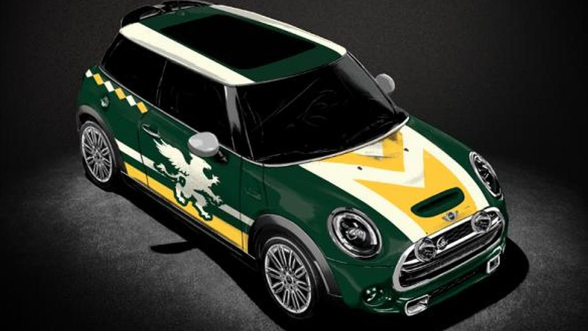 MINI asks fans to select which special edition Cooper to build