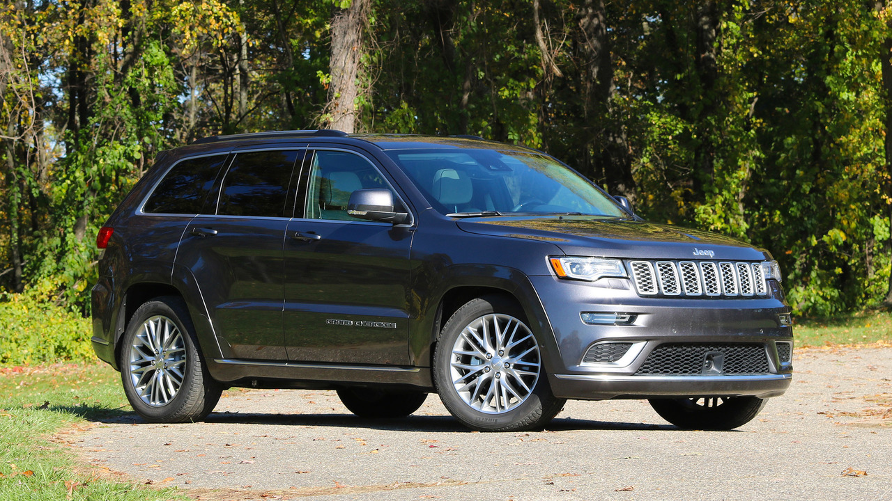 Acura Mdx Towing Capacity >> 2017 Jeep Grand Cherokee Review: All the SUV I really need