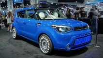 Video: Kia stand at the 2016 SEMA Show