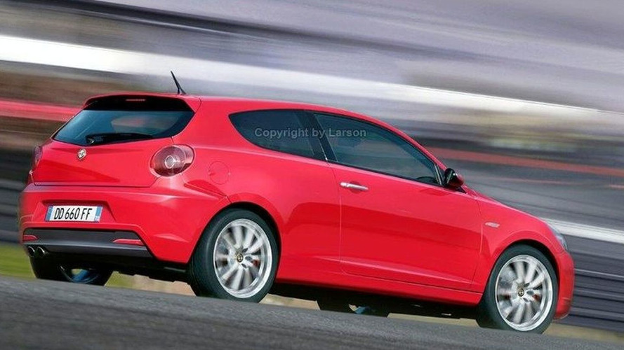 New Alfa Romeo MINI Killer En Route