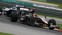 Kolles plays down criticisms of HRT's Dallara car
