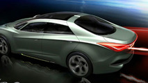 Hyundai i-flow Concept Teased for Geneva with Design Sketch