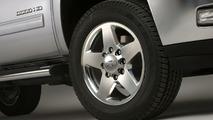 2011 Chevrolet Silverado Heavy-Duty Facelift - 10.02.2010