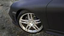 Mansory Porsche 997 facelift tuning package