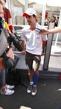 Injured Glock to also miss Abu Dhabi