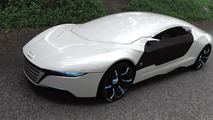 More details on possible Audi A9 model