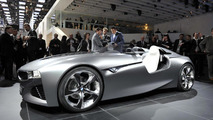 BMW Vision Connected Drive Concept live in Geneva - 01.03.2011