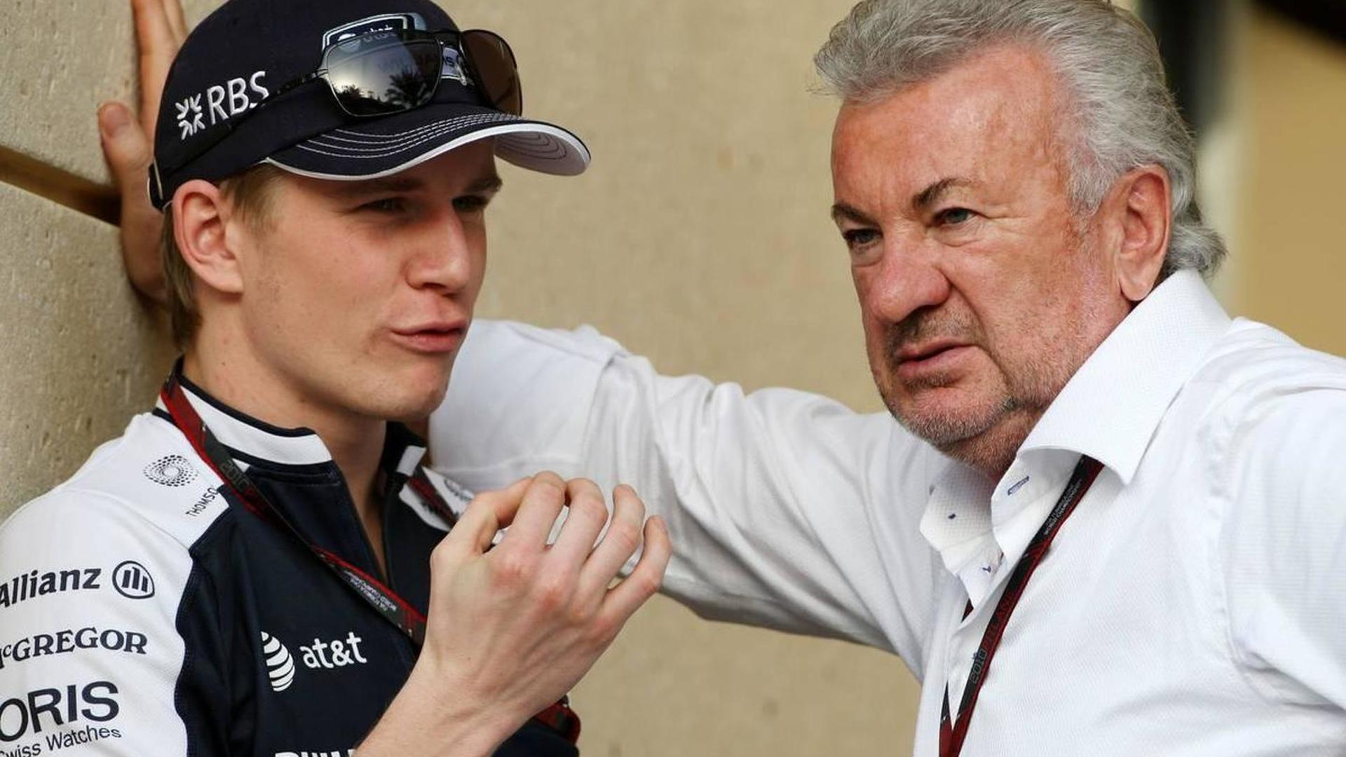 Force India news not confirmed yet - Weber