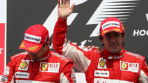 Ferrari staying focused as controversy still rages