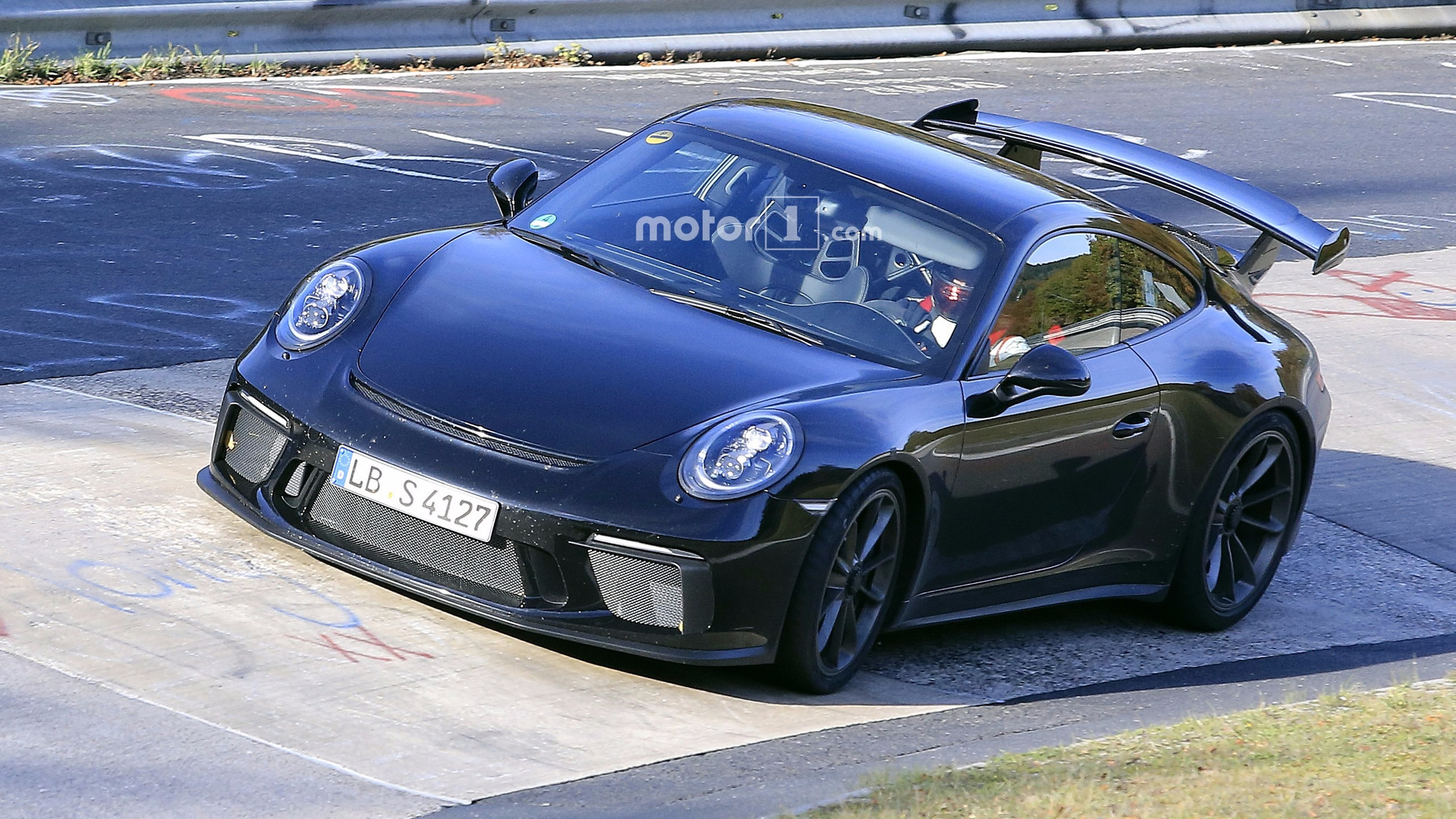 porsche 911 gt3 and cayman gt4 rs to receive 4 0 liter engine. Black Bedroom Furniture Sets. Home Design Ideas