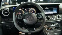 2017 Mercedes-AMG E63 S: LA 2016