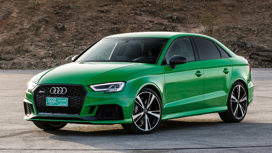 2018 Audi RS3 Sedan First Drive: The No-Compromise Compromise