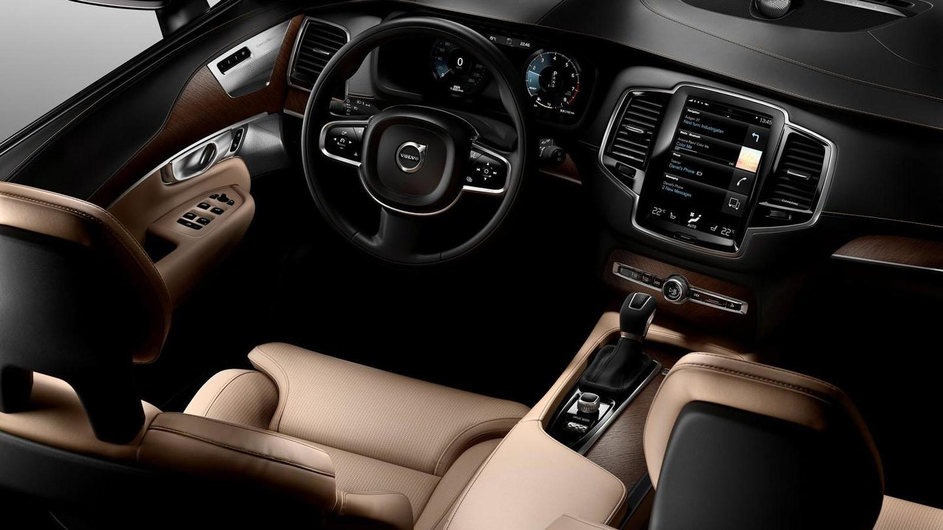 Volvo working on luxurious XC90 for China