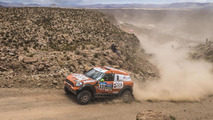 Zhou Yong (CN) Andreas Schulz (DE) - MINI ALL4 Racing # 332