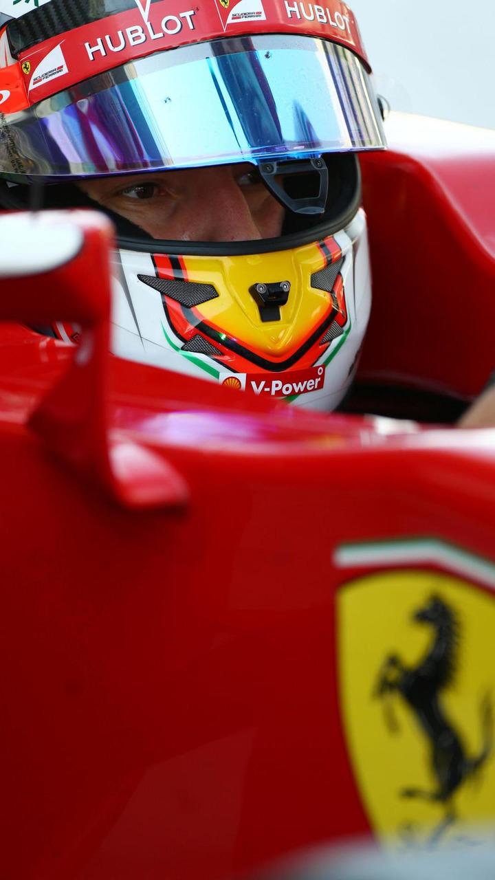 Raffaele Marciello (ITA) Ferrari F14-T Test Driver, 26.11.2014, Formula 1 Testing, Day Two, Yas Marina Circuit, Abu Dhabi / XPB
