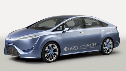 Toyota reveals Tokyo Motor Show lineup - FT-86 included