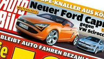 Ford Capri Concept Speculations