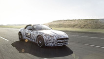 2014 Jaguar F-Type prototype 21.6.2012