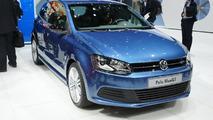 Volkswagen Polo BlueGT live in Geneva 06.03.2012
