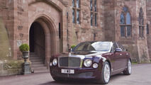 Bentley Mulsanne Diamond Jubilee edition announced