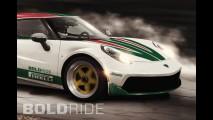 Lancia Stratos Concept