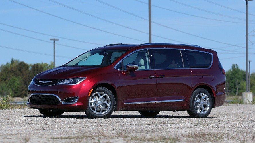 Review: 2017 Chrysler Pacifica Limited