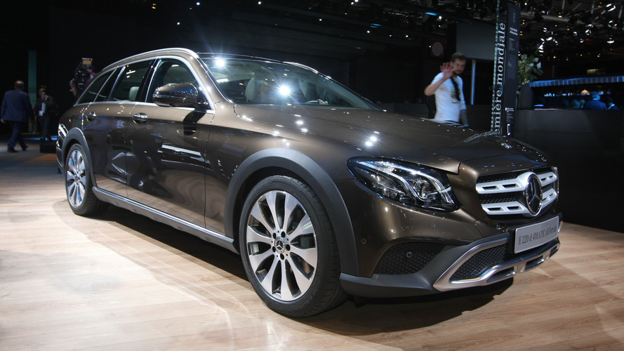 Mercedes E-Class All-Terrain might just be all the car you'll ever need