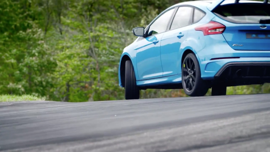 Australian safety groups call for Ford Focus RS Drift mode to be disabled