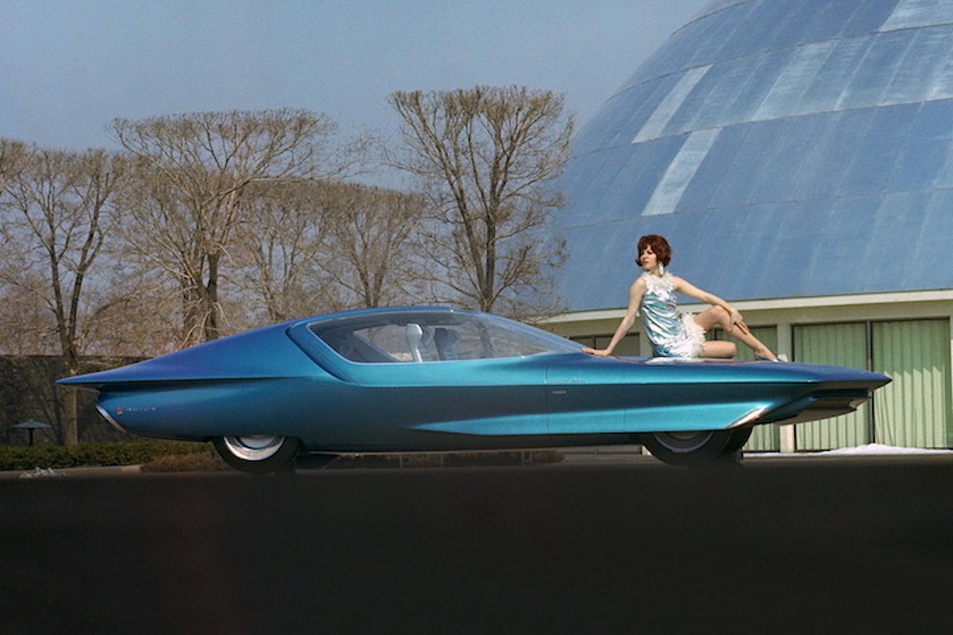 The Firebird IV Was GM's Idea of an Autonomous Future: Weird Car of the Week