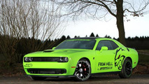 Dodge Challenger SRT Hellcat arrives in Germany