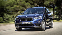 2016 BMW X1 officially unveiled